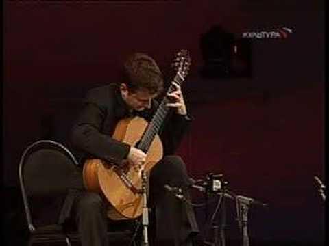 Виртуозы гитары. Горан Кривокапич