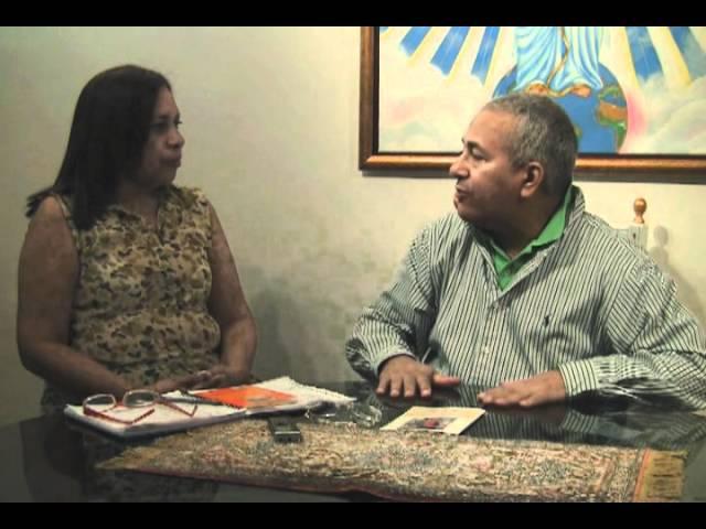 """Entrevista a Rubén Cedeño - Tema:  """"Libro de la Vida"""""""