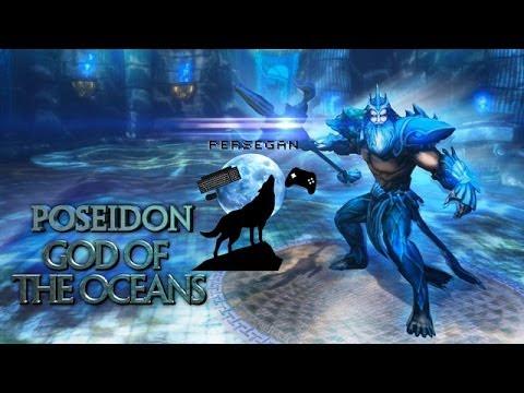 Zeus And Poseidon Brothers Smite Poseidon Mid vs Zeus