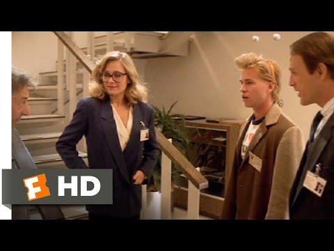 Real Genius (1/8) Movie CLIP - All Brain, No Penis (1985) HD