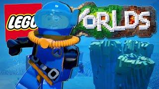 Lego Worlds | THE UNDERWATER ADVENTURE!! [#9]