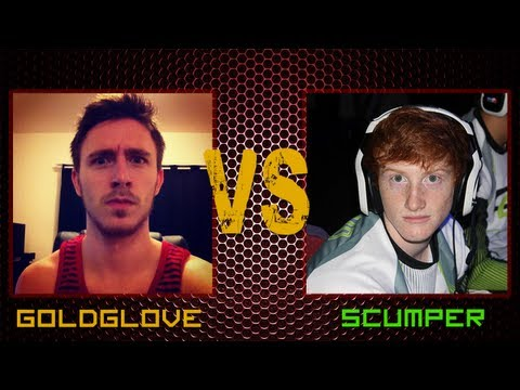 GoldGlove vs OpTic Scump