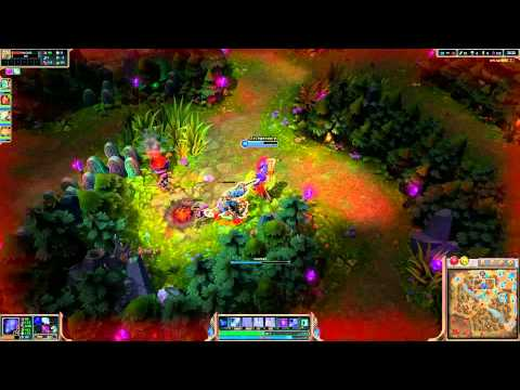League of Legends - Fighting Against the Odds (Ryze mid) - Full Game Commentary ft. C00lstoryjoe