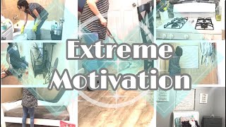 *NEW* 2019 Extreme Cleaning Motivation || Ultimate All Day Cleaning || Speed Cleaning