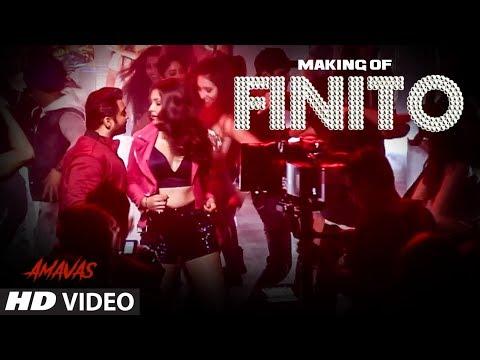 Making Finito Video | AMAVAS | Sachiin J Joshi, Vivan, Navneet | Jubin Nautiyal, Sukriti Kakar, Ikka