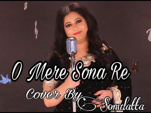 O Mere Sona Re | Mohammad Rafi , Asha Bhosle | Cover By Somdatta