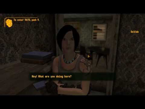 Fallout New Vegas Mods - Hey there DELILAH! (Companion Mod) (NUDITY 18+)