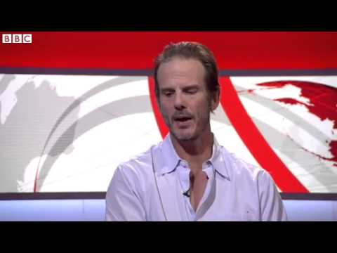 BBC News   Director Peter Berg On Making Lone Survivor