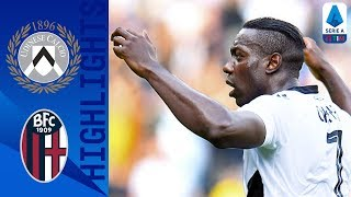 Udinese 1-0 Bologna | Udinese Fight Hard For Huge Win Against Bologna | Serie A