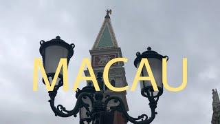 Macau Travel Video   Shot on iPhone X