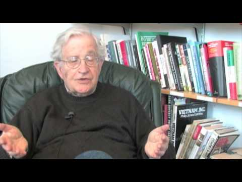 Chomsky on Religion
