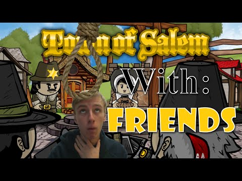 Town of Salem: Bad Host Rant Video/Gameplay