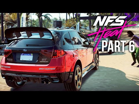 NEED FOR SPEED HEAT Gameplay Walkthrough Part 6 - OFF-ROAD (Full Game)