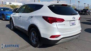 2018 Hyundai Santa Fe Sport Phoenix, Scottsdale, Tempe, Peoria, Mesa, AZ P10891