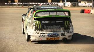 DC SHOES: KEN BLOCK DIRT 3 LAUNCH EVENT