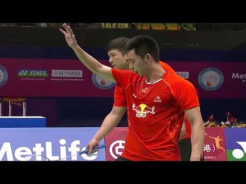 Yonex-sunrise Hong Kong Open 2014 - F - Match 5 video
