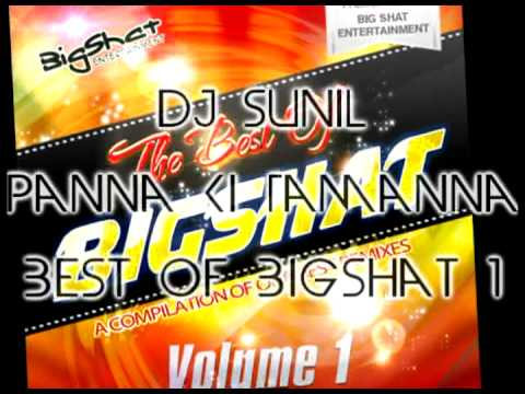Dj Sunil - Panna Ki Tamanna - Best of Bigshat Volume 1