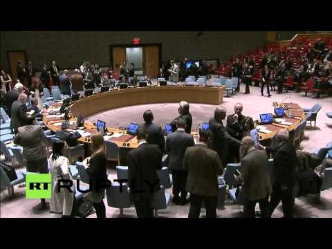 LIVE: UN Security Council to vote on Syria ceasefire resolution