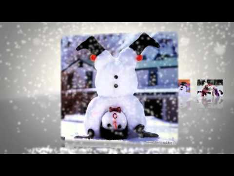 Frosty The Snowman - Jimmy Durante (slideshow) video