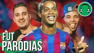VAI EMBRAZANDO nos Dibres Par dia de Futebol MC Zaac part MC Vigary