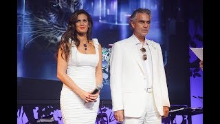 An Italian Affair Veronica Andrea Bocelli 39 S Welcome