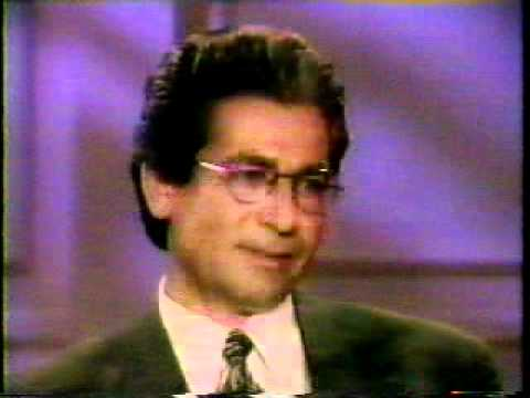 O.J. Verdict - Robert Kardashian talks to Barbara Walters