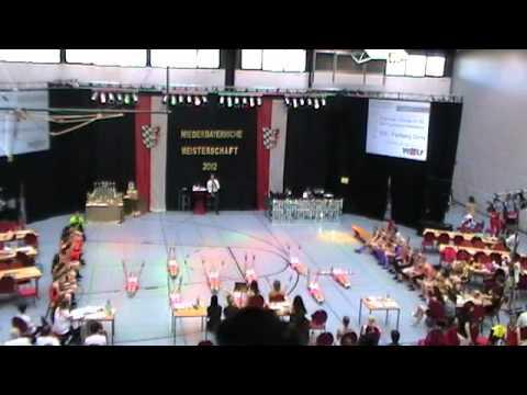 Fantasy Girls - Niederbayerische Meisterschaft 2012