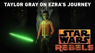 Taylor Gray On Ezra