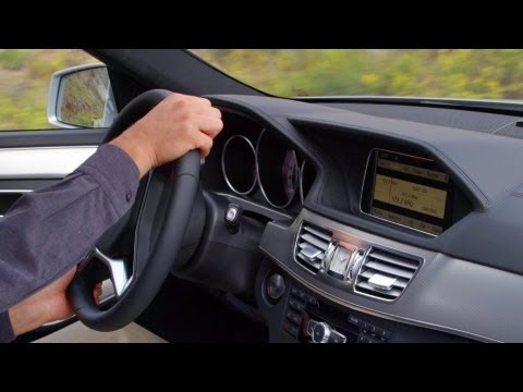 New 2014 Mercedes-Benz E350 in Details - In/Out/Driving