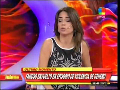 Diego Maradona y el video de su agresión a Rocío
