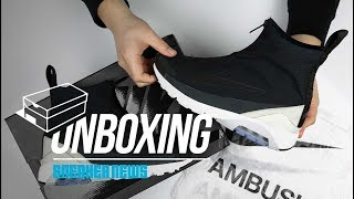 Ambush Nike Air 180 Unboxing + Review