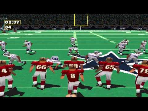 Nfl Gameday 98 49ers Vs Cowboys Hd