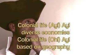 Lyrics Video-Colonial Life