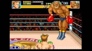 Super Punch-Out!! - SNES - Speed Run - NO CHEATS - NO DAMAGE