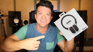 Sudio Regent Wireless Headphones - Unboxing and Review