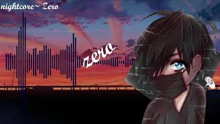 Nightcore~Zero (1 hour)