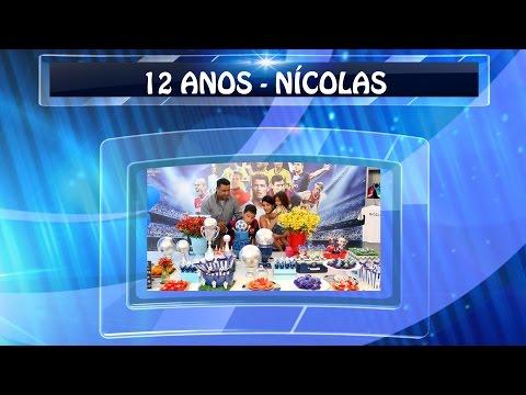 Melhores Momentos - Aniversário Do Nicolas video