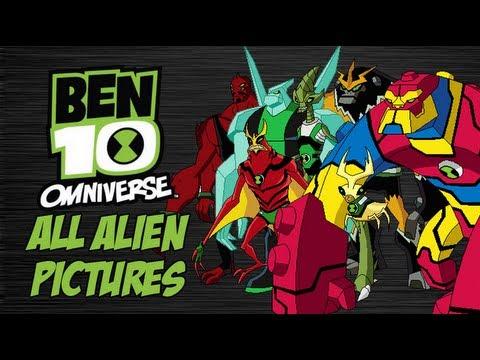 Ben 10 Omniverse vs Ben 10 Ultimate Alien Ben 10 Omniverse All Aliens