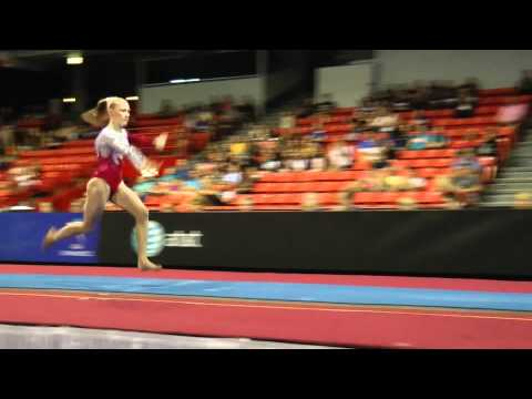 Polina Shchennikova - Vault - 2012 Secret U.S. Classic