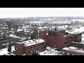 A timelapse of the storm in Charlottetown
