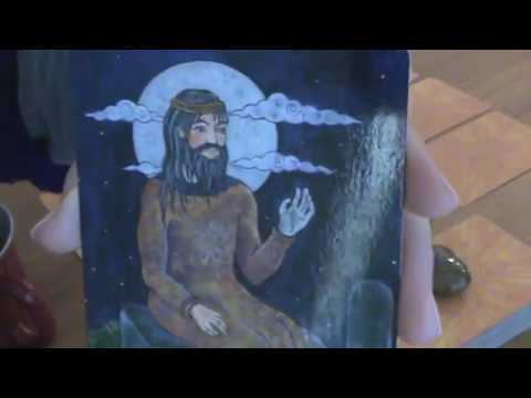 Aquarius February 2017 Soul Tarot Reading - Aligning with the King of Sacred Battles
