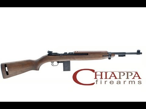 Chiappa/Citadel M1 carbine .22LR disassemble/reassemble