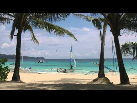The Beautiful Boracay Beach in