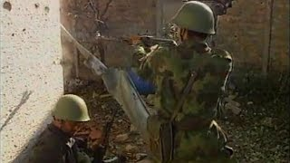 War in Bosnia 1992–1995 • Rare Combat Footage