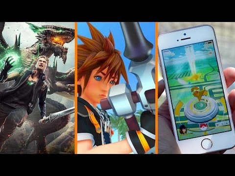 Scalebound Cancellation BETTER FOR GAMERS + Kingdom Hearts 3 When? + Pokemon Go Ban - The Know