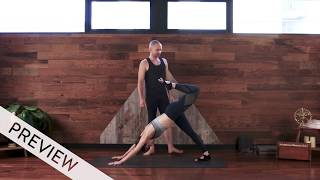 Working Wheel (Wanderlust TV Yoga Class Preview)