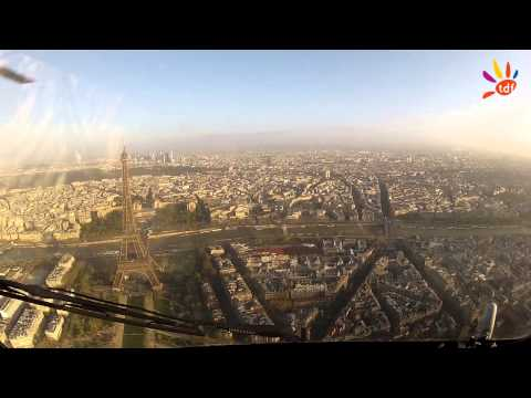 Tour Eiffel et la TNT