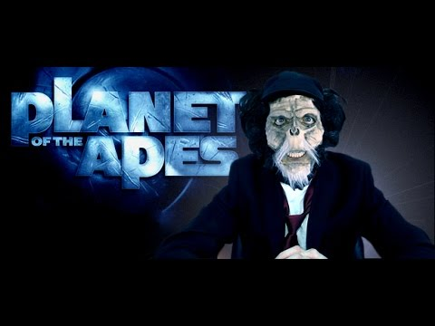 Planet of the Apes  (2001) - Nostalgia Critic