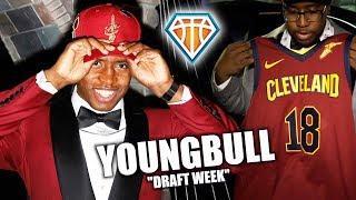 "Collin Sexton | YoungBull SZN2 Episode 1 - ""NBA Draft Week"""