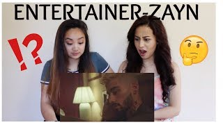 Download Lagu ZAYN - ENTERTAINER (REACTION) Gratis STAFABAND